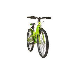 s'cool XXlite 24 7-S - Vélo enfant - alloy vert